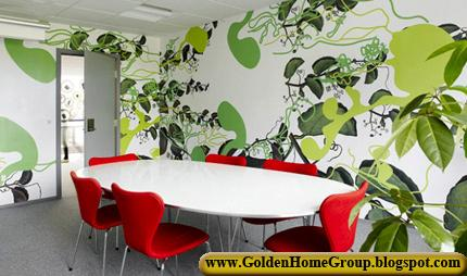 Office Decorating Ideas - Decor For the Home Office